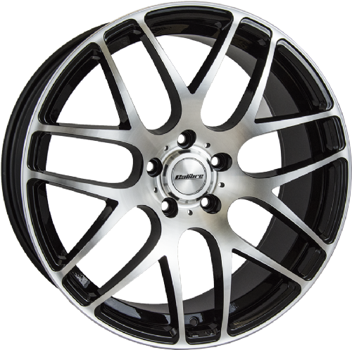 RX8 & RX7FD  Exile R Alloy Wheels  18X8   Matt Black direct replacement for your old Mazda Rims
